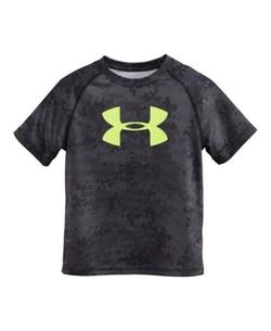 Under Armour - Camo Slider T-Shirt