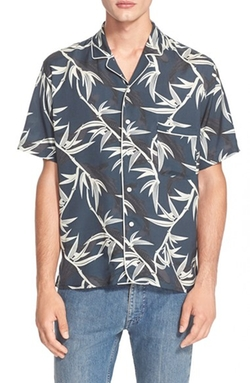 Marc Jacobs - Bamboo Koi Print Camp Shirt