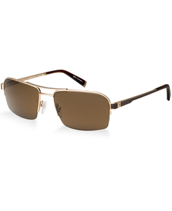 John Varvatos - Square Sunglasses