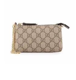 Gucci - GG Supreme Mini Chain Bag