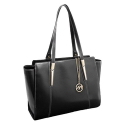McKleinUSA  - Tablet Leather Shoulder Tote