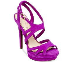 Jessica Simpson  - Presslie Strappy Platform Sandals