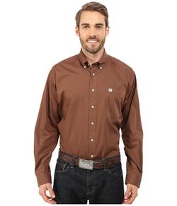 Cinch - Solid Plain Weave Shirt