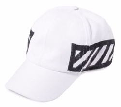 Off-White  - Cotton Sports Cap