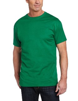 Hanes - Crew Neck Soft Breathable T-Shirt