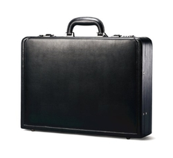 Samsonite - Bonded Leather Attache Case