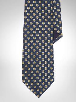 Polo Ralph Lauren  - Hand-blocked Silk Tie