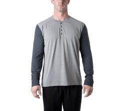 My Habit - Alternative Jersey Baseball Henley Shirt