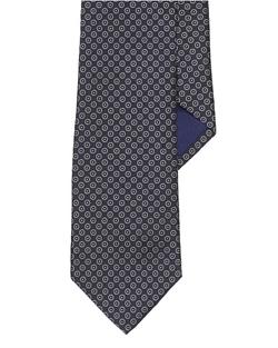 Ralph Lauren - Geometric Silk Narrow Tie