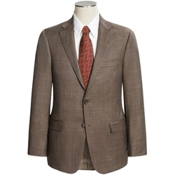 Hickey Freeman - Nailhead Suit