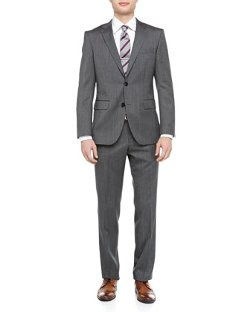 Hugo Boss  - Grand Central Pindot Two-Piece Suit