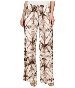 Calvin Klein  - Printed Wide Leg Pants