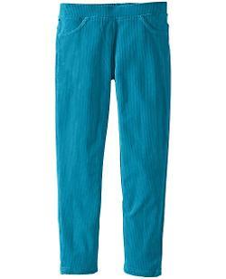 Ribbed Velour  - Skinny Pants