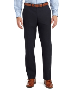 Brooks Brothers - Plain-Front Dress Trousers