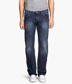 H&M - Relaxed Low Jeans