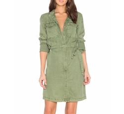 Sanctuary - Army Girl Shirt Dress