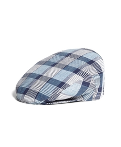 Brooks Brothers - Plaid Ivy Hat
