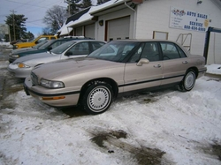 Buick - 1999 LeSabre Custom Coupe