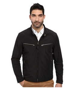 Cole Haan - Lightweight Packable Moto Jacket