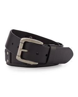 Will Leather Goods  - Leather Woven Belt