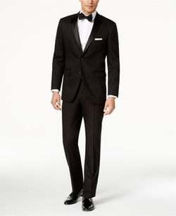 Perry Ellis  - Portfolio Slim-Fit Tuxedo
