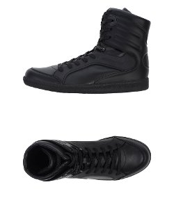Emporio Armani  - High-tops Shoes