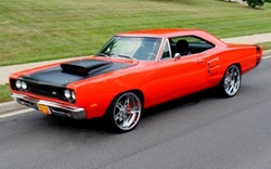 Dodge  - 1969 Coronet Coupe