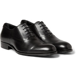 Mr. Hare - Miles Leather Oxford Shoes