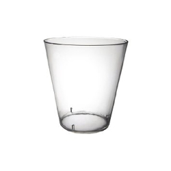 Party Essentials - Hard Plastic Shot Glass