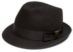 Paul Smith - Wool Fedora Hat