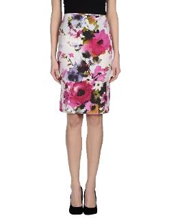 Amy Gee - Knee Length Skirt