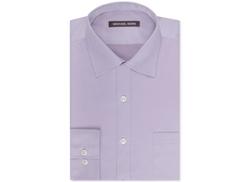 Michael Kors  - Solid Sateen Dress Shirt