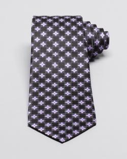 Valentino - Flower Medallion Classic Tie
