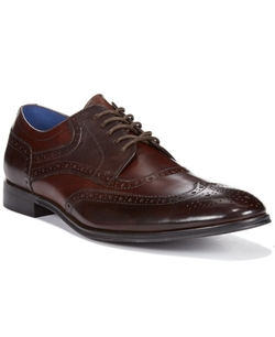 Bar III - Tristan Wing-Tip Oxford Shoes