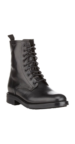 Saint Laurent - Rangers Side-Zip Boots