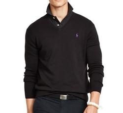 Polo Ralph Lauren - Pima V-Neck Sweater