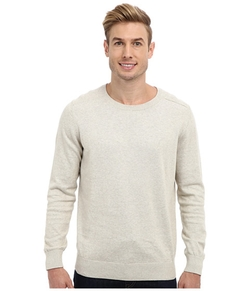 Nautica - Solid Crew Jersey Sweater