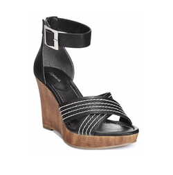 Style & Co. - Raynaa Platform Wedge Sandals