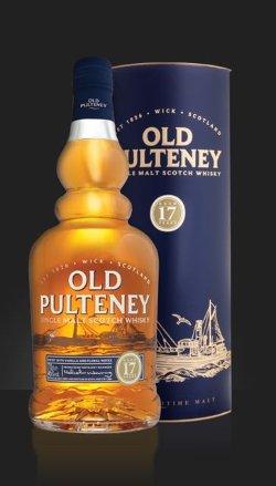 Old Pulteney - 17 Year Old Single Malt Scotch Whisky