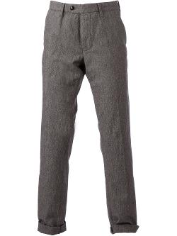Myths  - Straight Leg Trousers