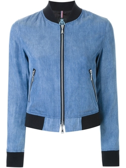 Guild Prime   - Chambray Bomber Jacket