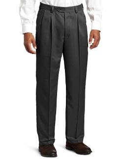 Geoffrey Beene - Pleat Front Extender Waist Pants