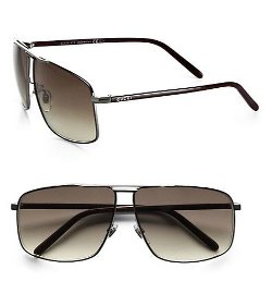 Gucci  - Navigator Sunglasses