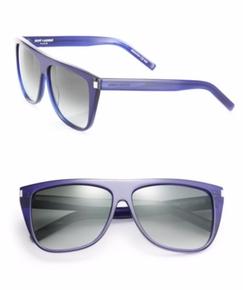 Saint Laurent - SL 1 Flat Top Sunglasses