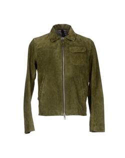 Garrett - Suede Jacket