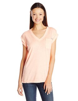Fox - Juniors Miss Clean V-Neck T-Shirt
