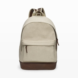 Club Monaco - Canvas & Leather Backpack