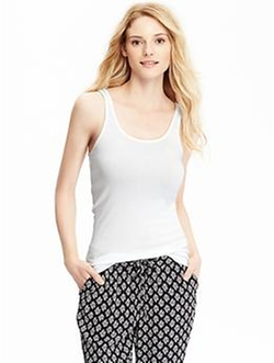 Old Navy - Jersey-Stretch Tank Top