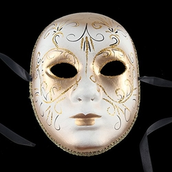 Yarbar - Handmade Venetian Elegant Style Mask