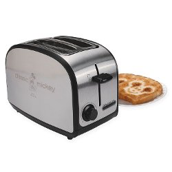 Disney  - Classic Mickey Slice Toaster